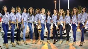 Caravana Subaru (Miss Panamá 2013) 1