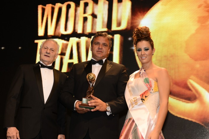 140811 Foto Copa Airlines - World Travel Awards
