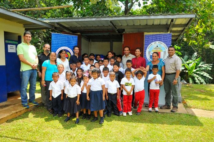 Prácticos del Canal de Panamá apoyan centro escolar en Arraiján (3)