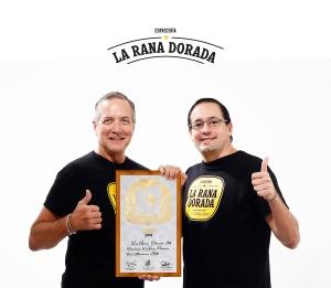 La Rana Gana Oro Imagen
