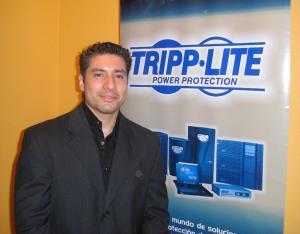 Tripp Lite - Oscar Montes - Gerente RD y Puerto Rico Web
