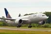 United CAL ZA288 Ln 53 GE 787-800 B1 Take off and Taxi