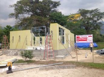 Construcción con Plyrock
