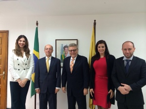Foto - WJH y PDE _ Embajada de Brasil en Panamá