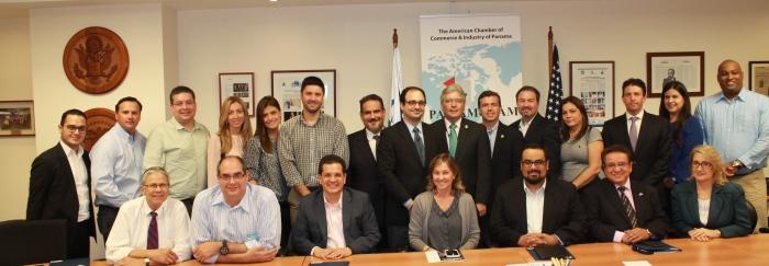 Delegacion Panamá